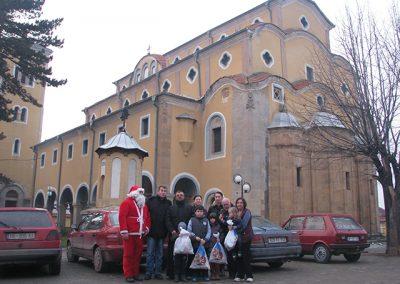 gnjilanska crkva