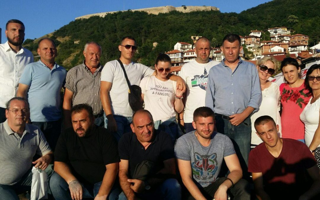 Посета пријатеља организације из Суботице и Титела Косову и Метохији