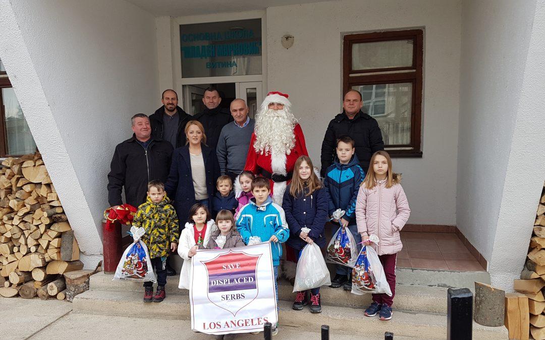 Новогодишњи-божићни дечји караван, 2019/20.