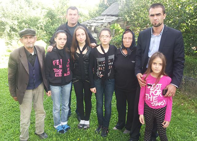 Помоћ породици Станојковић из Шилову